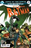 Cover for All Star Batman (DC, 2016 series) #8 [Giuseppe Camuncoli Standard Cover]