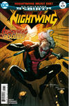 Cover for Nightwing (DC, 2016 series) #17 [Javi Fernandez Cover Variant]