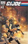 Cover for G.I. Joe (IDW, 2013 series) #1 [Cover RIB]