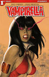 Cover Thumbnail for Vampirella (2017 series) #1 [Cover C Linsner]
