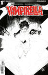 Cover Thumbnail for Vampirella (2017 series) #1 [Cover G Retailer Incentive Black and White Tan]