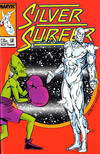 Cover for Silver Surfer (Play Press, 1989 series) #33