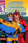 Cover for Silver Surfer (Play Press, 1989 series) #40