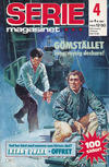 Cover for Seriemagasinet (Semic, 1970 series) #4/1987