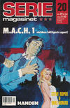 Cover for Seriemagasinet (Semic, 1970 series) #20/1987