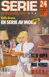 Cover for Seriemagasinet (Semic, 1970 series) #24/1987
