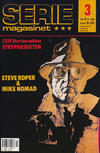 Cover for Seriemagasinet (Semic, 1970 series) #3/1988