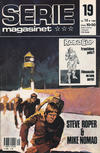 Cover for Seriemagasinet (Semic, 1970 series) #19/1988