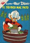 Cover for Cuentos de Walt Disney (Editorial Novaro, 1949 series) #90