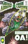 Cover for Green Arrow (Play Press, 1990 series) #23