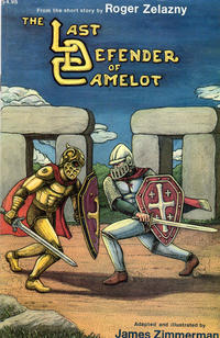 Cover Thumbnail for The Last Defender of Camelot (Zim Graphics, 1993 series)