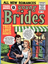 Cover Thumbnail for Young Brides (Thorpe & Porter, 1953 series) #7