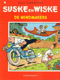 Cover Thumbnail for Suske en Wiske (Standaard Uitgeverij, 1967 series) #126 - De windmakers