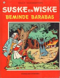 Cover Thumbnail for Suske en Wiske (Standaard Uitgeverij, 1967 series) #156 - Beminde Barabas