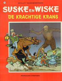 Cover Thumbnail for Suske en Wiske (Standaard Uitgeverij, 1967 series) #218 - De krachtige krans