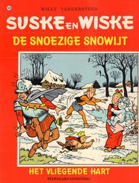 Cover Thumbnail for Suske en Wiske (Standaard Uitgeverij, 1967 series) #188 - De snoezige Snowijt; Het vliegende hart