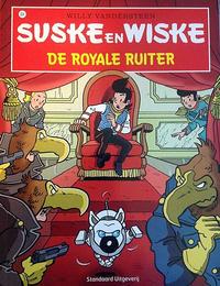 Cover Thumbnail for Suske en Wiske (Standaard Uitgeverij, 1967 series) #324 - De royale ruiter