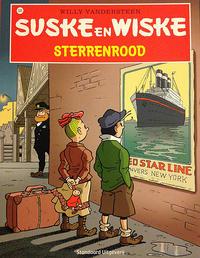 Cover Thumbnail for Suske en Wiske (Standaard Uitgeverij, 1967 series) #328 - Sterrenrood
