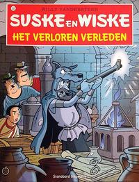 Cover Thumbnail for Suske en Wiske (Standaard Uitgeverij, 1967 series) #332 - Het verloren verleden