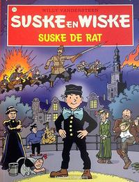 Cover Thumbnail for Suske en Wiske (Standaard Uitgeverij, 1967 series) #319 - Suske de rat