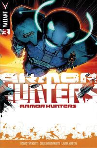 Cover Thumbnail for Armor Hunters (Valiant Entertainment, 2014 series) #3 [Cover C - Trevor Hairsine]