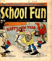 Cover Thumbnail for School Fun (IPC, 1983 series) #13