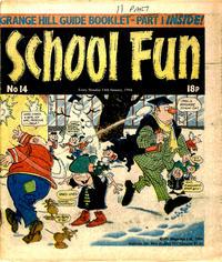 Cover Thumbnail for School Fun (IPC, 1983 series) #14