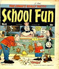 Cover Thumbnail for School Fun (IPC, 1983 series) #15