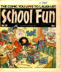 Cover Thumbnail for School Fun (IPC, 1983 series) #19