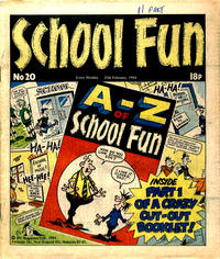 Cover Thumbnail for School Fun (IPC, 1983 series) #20