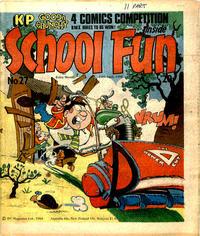 Cover Thumbnail for School Fun (IPC, 1983 series) #27