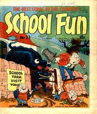 Cover Thumbnail for School Fun (IPC, 1983 series) #23