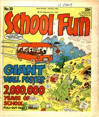 Cover Thumbnail for School Fun (IPC, 1983 series) #30