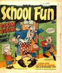 Cover Thumbnail for School Fun (IPC, 1983 series) #31