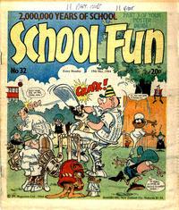 Cover Thumbnail for School Fun (IPC, 1983 series) #32