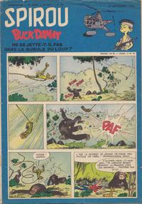 Cover Thumbnail for Spirou (Dupuis, 1947 series) #963