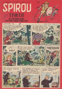 Cover Thumbnail for Spirou (Dupuis, 1947 series) #960