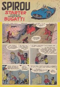 Cover Thumbnail for Spirou (Dupuis, 1947 series) #950