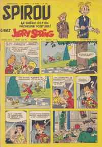 Cover Thumbnail for Spirou (Dupuis, 1947 series) #931