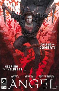 Cover Thumbnail for Angel Season 11 (Dark Horse, 2017 series) #3