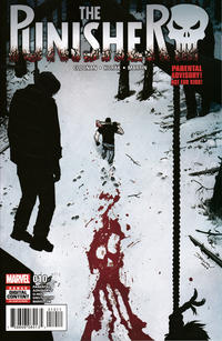 Cover Thumbnail for The Punisher (Marvel, 2016 series) #10