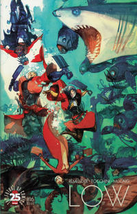 Cover for Low (Image, 2014 series) #16 [Cover A]