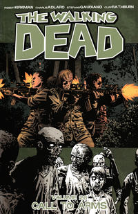 Cover Thumbnail for The Walking Dead (Image, 2004 series) #26 - Call to Arms