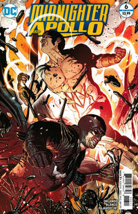 Cover Thumbnail for Midnighter and Apollo (DC, 2016 series) #6