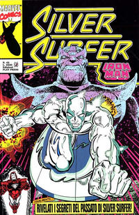 Cover Thumbnail for Silver Surfer (Play Press, 1989 series) #42