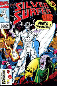 Cover for Silver Surfer (Play Press, 1989 series) #44