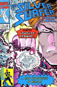 Cover Thumbnail for Silver Surfer (Play Press, 1989 series) #49