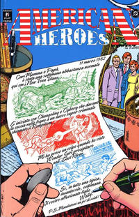 Cover Thumbnail for American Heroes (Play Press, 1991 series) #22