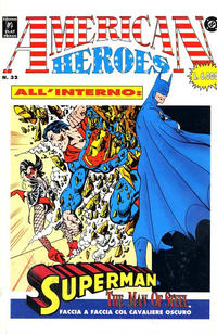 Cover Thumbnail for American Heroes (Play Press, 1991 series) #32