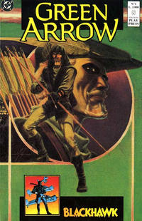 Cover Thumbnail for Green Arrow (Play Press, 1990 series) #1